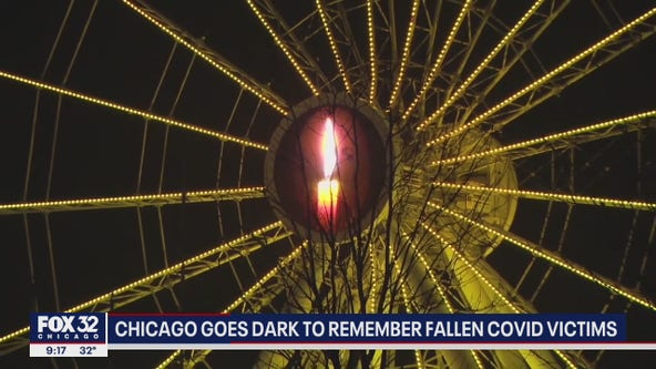 Chicago, cities across US hold memorials to honor COVID-19 victims