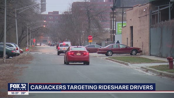 7 rideshare drivers carjacked at gunpoint on Northwest Side in past 3 weeks