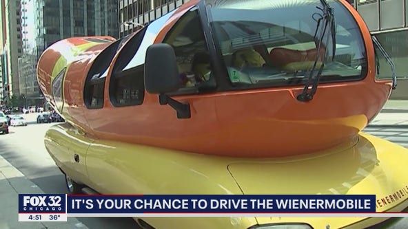 Oscar Mayer looking for new Wienermobile drivers