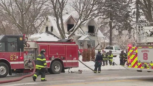 4 children, 1 adult die in Des Plaines fire