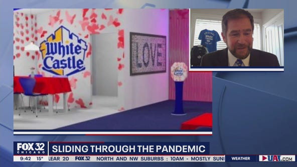 White Castle keeps up Valentine's Day celebrations through the pandemic