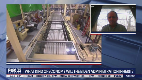 What kind of economy will the Biden Administration inherit?