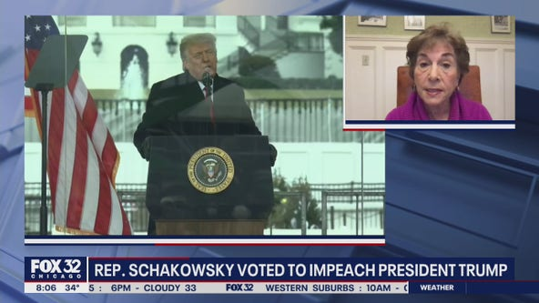 Rep. Schakowsky on why she voted to impeach President Trump