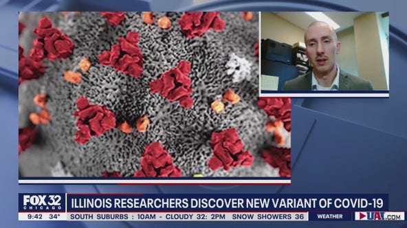 SIU researchers discover new variant of COVID-19