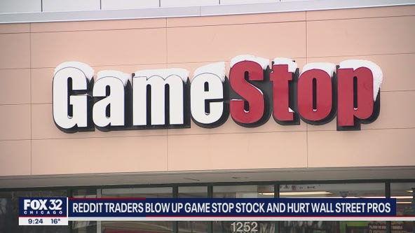 In duel with small investors over GameStop stock, big funds blink