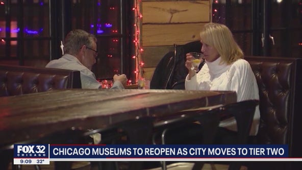 Chicago museums to reopen, indoor dining could resume in 'a few days'