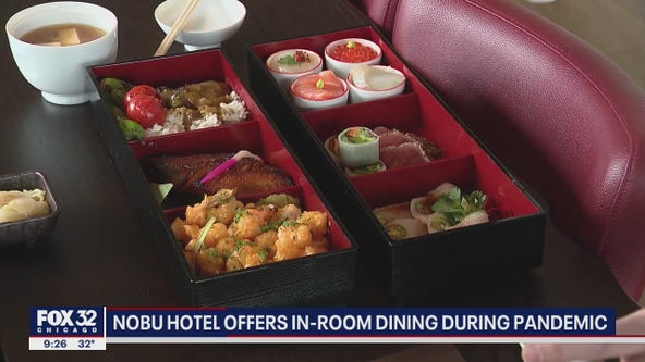 West Loop hotel brings restaurant experience to your room