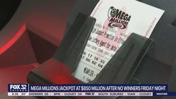 Mega Millions ticket worth $1 million sold at 7-Eleven in Roscoe Village