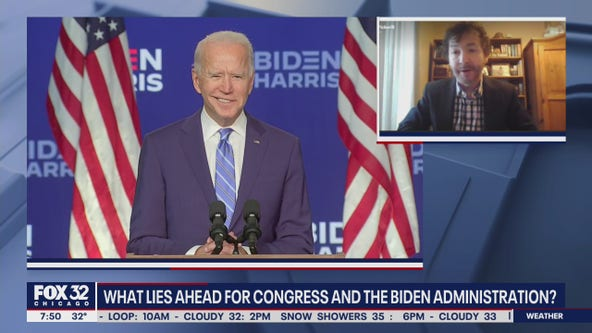 What lies ahead for Congress and the Biden Administration?