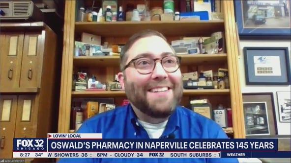Lovin' Local: Oswald's Pharmacy in Naperville