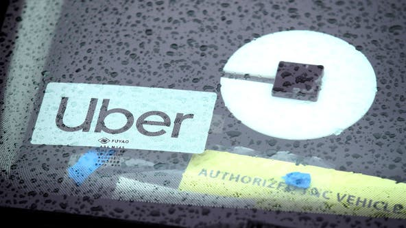 Uber driver carjacked in South Shore