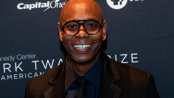 Dave Chappelle tests positive for COVID-19; cancels shows
