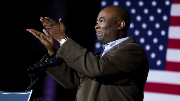 Jaime Harrison formally elected as DNC party chairman