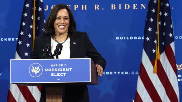 As Inauguration Day nears, Kamala Harris prepares to resign Senate seat Monday