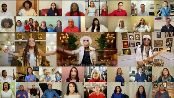 'Parade Across America': Performances, stories from everyday Americans featured in inauguration event