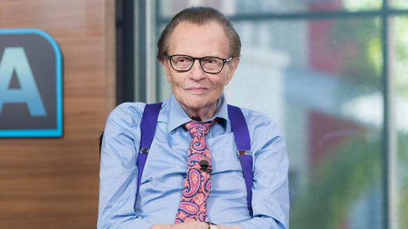 Larry King, American TV icon, passes away at 87