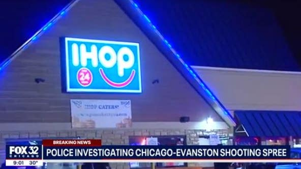 Woman held hostage, shot at Evanston IHOP during deadly shooting spree has died