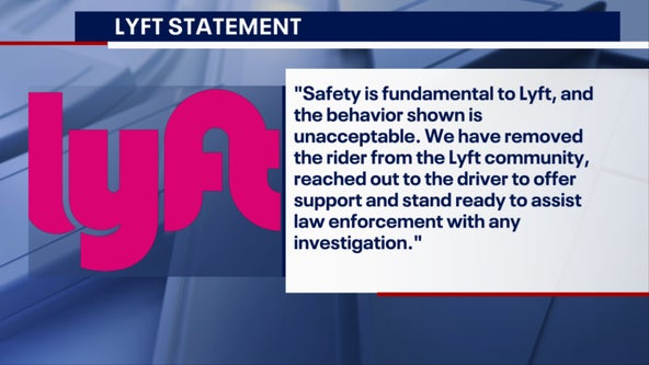Dashcam video shows 2 passengers berating Lyft driver in Scottsdale