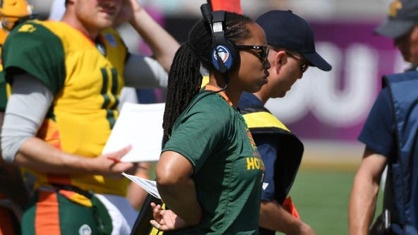 Washington Football Team hires first Black female assistant coach in NFL history