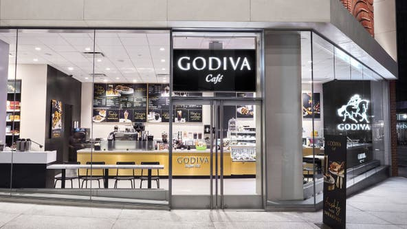 Godiva closing all its US chocolate shops as pandemic slumps sales