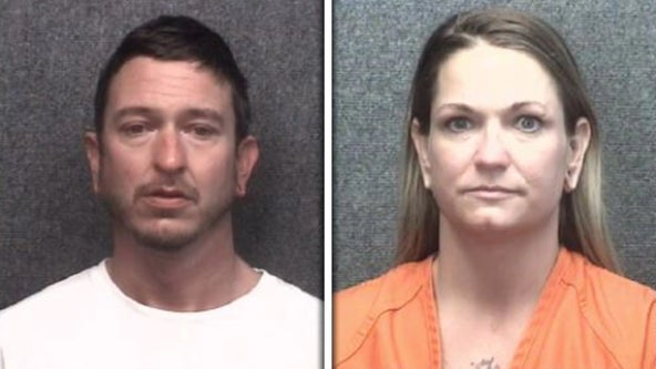 Couple arrested again, this time accused of performing sex acts on bench near playground
