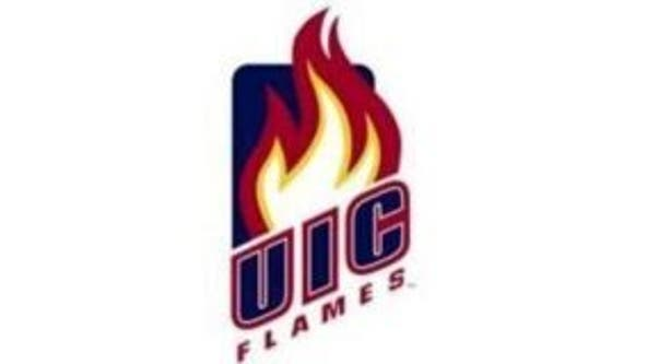 Howard leads UIC past Robert Morris 66-62 in OT