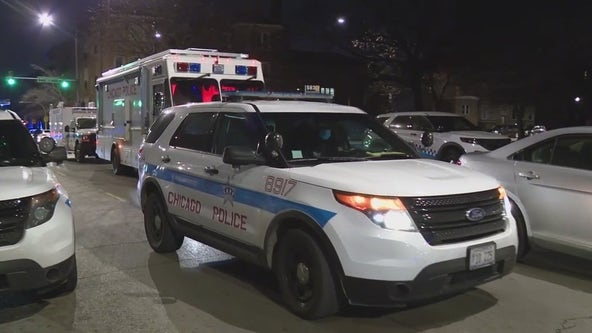 Man shot by police during exchange of gunfire during traffic stop in Lawndale