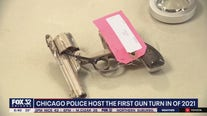 Chicago police hosting gun turn-in event this weekend