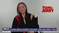 Actress Chloe Grace Moretz talks new 'Tom and Jerry' movie