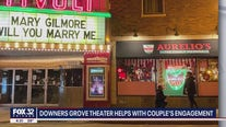 Downers Grove theater helps with couple's engagement