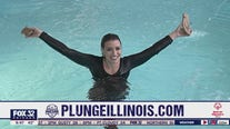 Brittany Garzillo takes the 'plunge' for Special Olympics Illinois