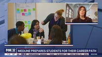 Medline prepares students for their career path