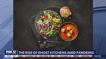The rise of ghost kitchens amid pandemic