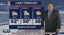 Saturday morning forecast for Chicagoland on Feb. 27