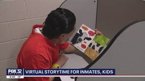 DuPage County Jail program lets inmates read to their kids