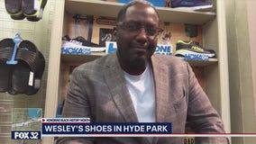 Bruce Wesley: Owner of Wesley's Shoes in Hyde Park
