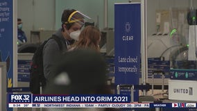 Still reeling from the pandemic, airlines hope for a brighter 2021
