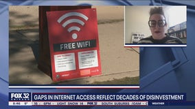 Chicago's digital divide reflects decades of disinvestment
