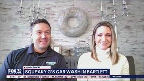 Lovin' Local: Squeaky G's Car Wash in Bartlett