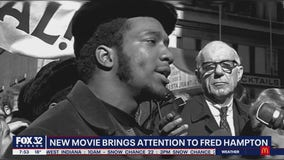 Son of Fred Hampton reflects on his father's 'revolutionary' legacy