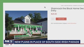 'Shamrock Our Blocks': Instead of a parade, decorate your home for St. Patrick's Day