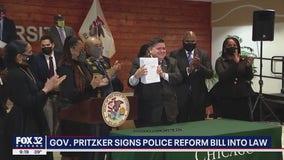 Pritzker signs sweeping criminal-justice overhaul