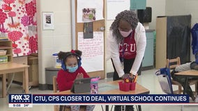 CPS students to continue online learning Tuesday, Wednesday