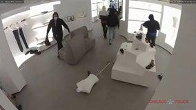 Police seek 17 people in May downtown looting