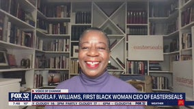 Angela F. Williams on becoming the first Black woman CEO of Easterseals