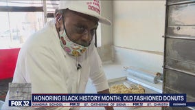 """Buritt """"Mr. B"""" Bulloch: Owner of 'Old Fashioned Donuts' in Roseland"""