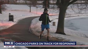 Chicago Park District to reopen lakefront