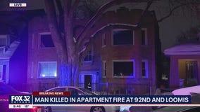 Man, 58, killed in Brainerd fire