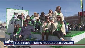 South Side Irish Parade canceled for 2nd year in row due to COVID