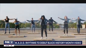 M.A.D.D. Rhythms celebrating Black History Month with new video 'Dreams and Nightmares'